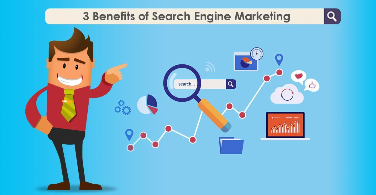 benefits of search engine marketing pdf